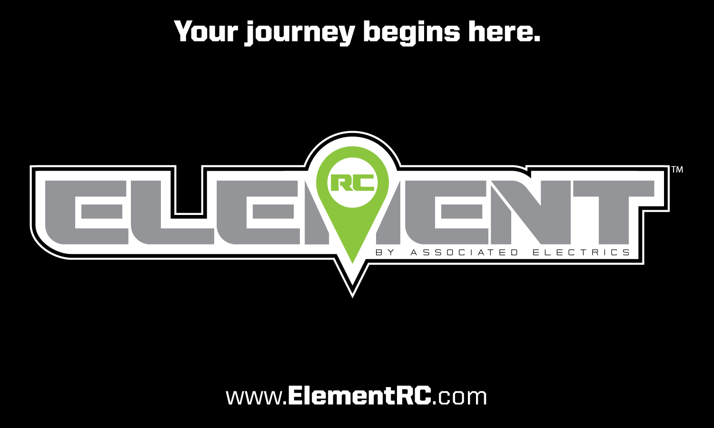 Element RC Vinyl Banner, 20x12