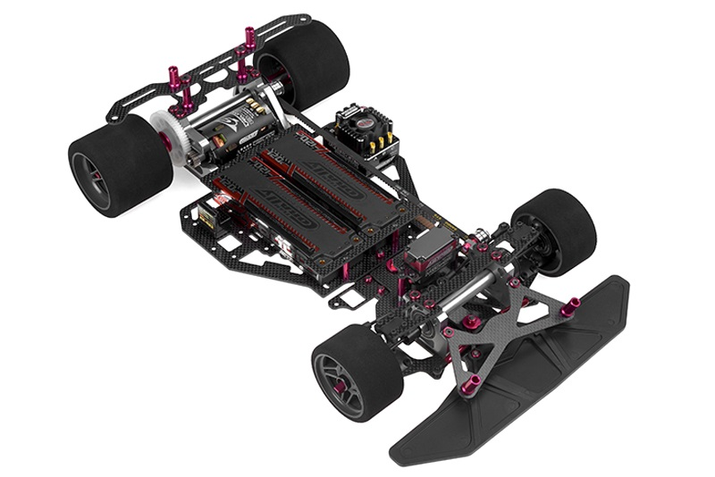 1/8 SSX-8X On Road Pan Car Chassis Kit (No Body, Tires,