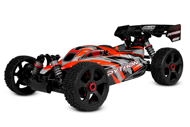1/8 Python XP 4WD Buggy 6S Brushless RTR (No Battery or