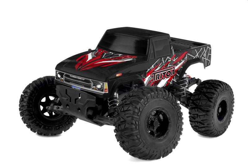 1/10 Triton XP 2WD Monster Truck Brushless RTR (No