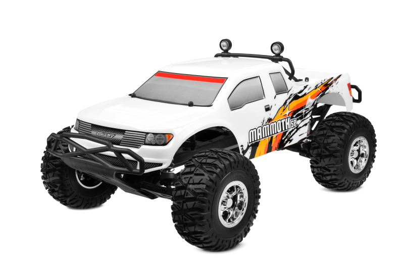 1/10 Mammoth SP 2WD Desert Truck Brushed RTR (No Battery