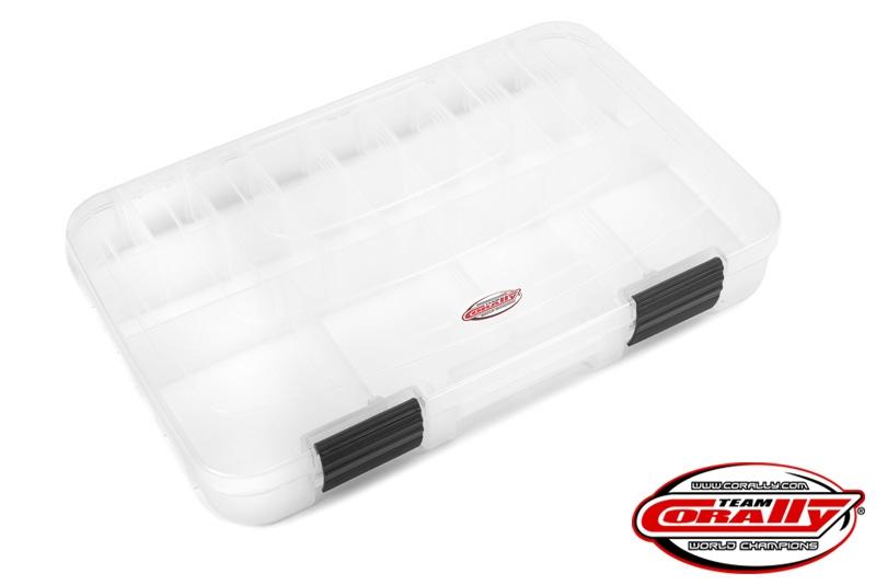 Storage Box; 21 compartments