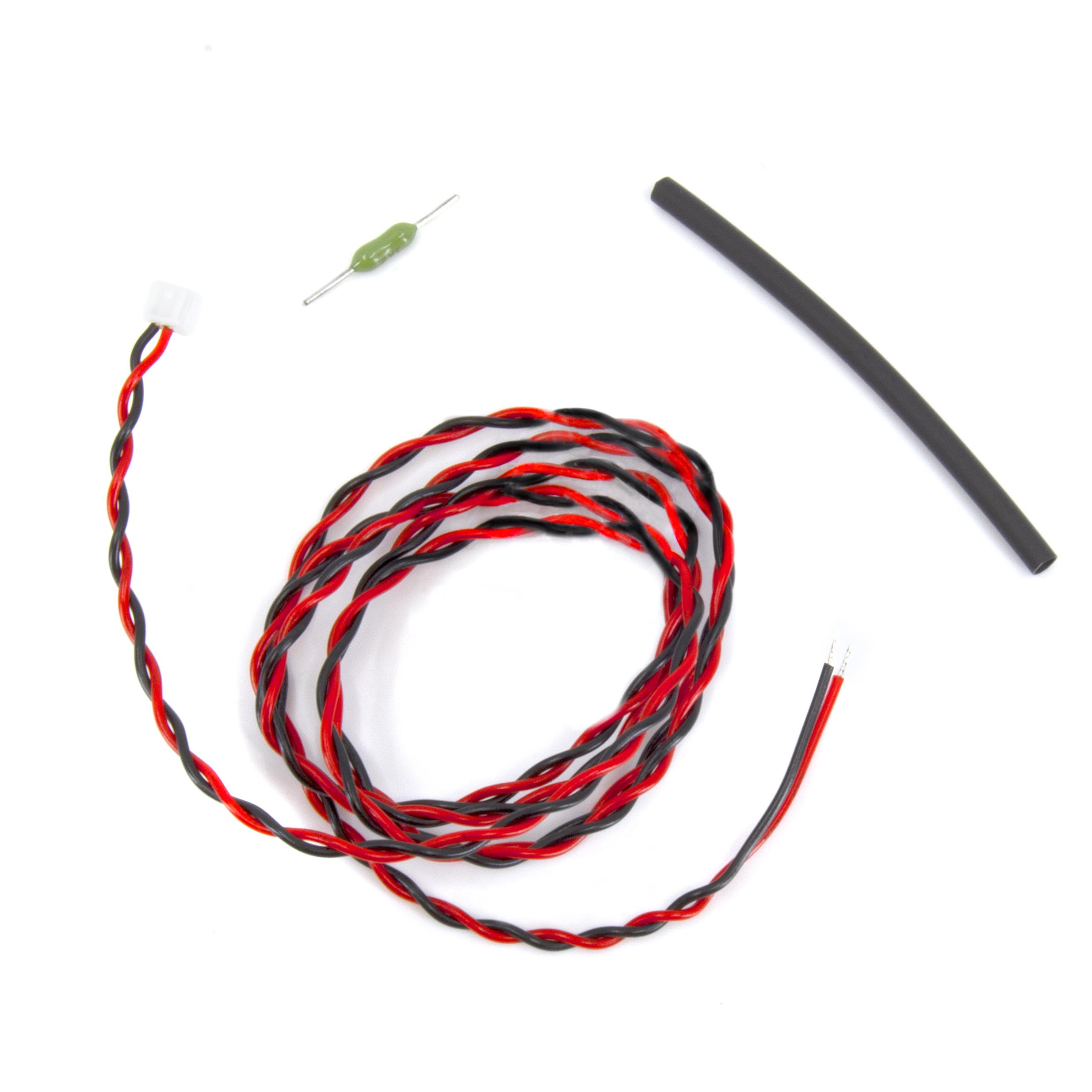 External Voltage Input Cable