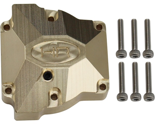 Heavy Brass Differential Cover for Gen 8