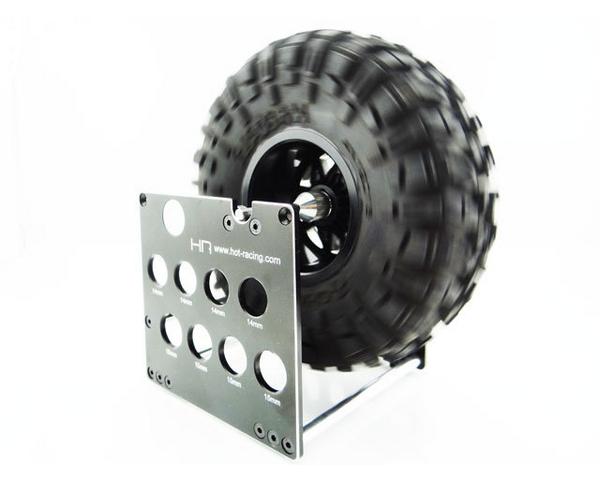 Dual System Wheel Balancer Car/Shock Stand