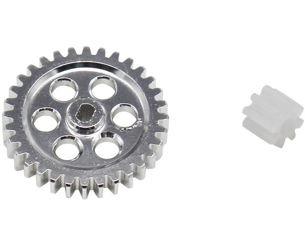 0.5M Spur Gear Conversion, for Axial SCX24
