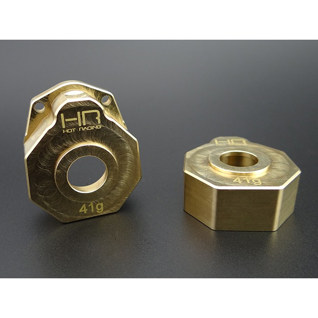 Knuckle Portal Cover, Brass,