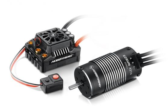 MAX8 Combo XT90 ESC W/ EZRUN 2200KV Motor 38010400