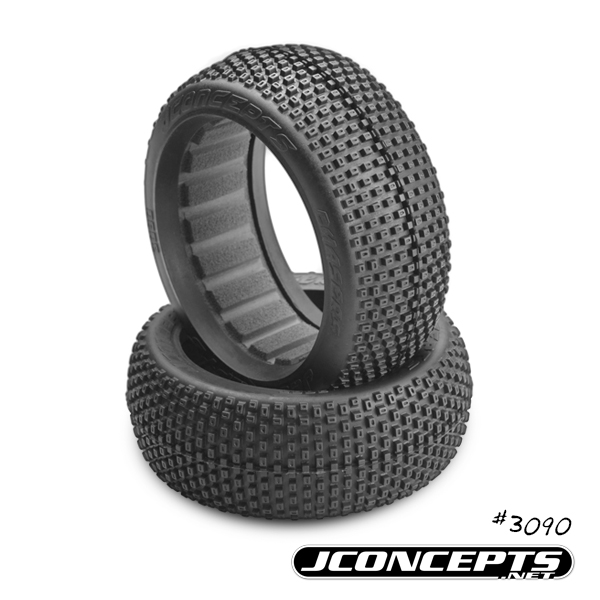 Chasers Green Compound 1/8th Buggy Tire