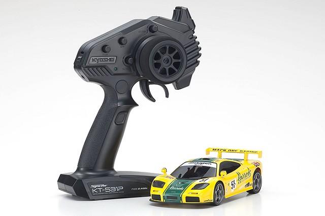 MINI-Z RWD McLaren F1 GTR No.