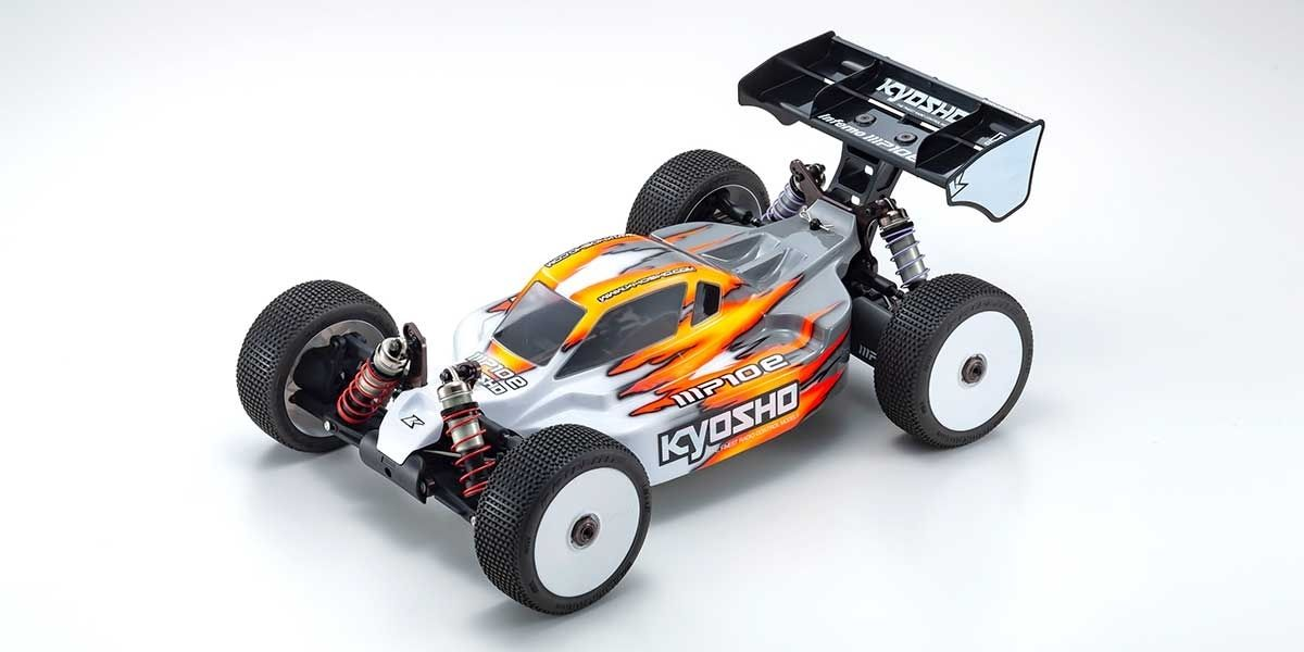 1/8 Scale Radio Controlled Brushless Motor Powered 4WD
