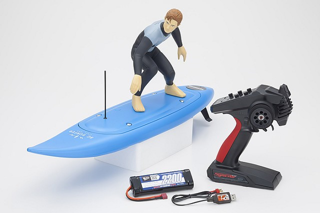 RC Surfer 4 (EP, Battery + Charger, RTR)