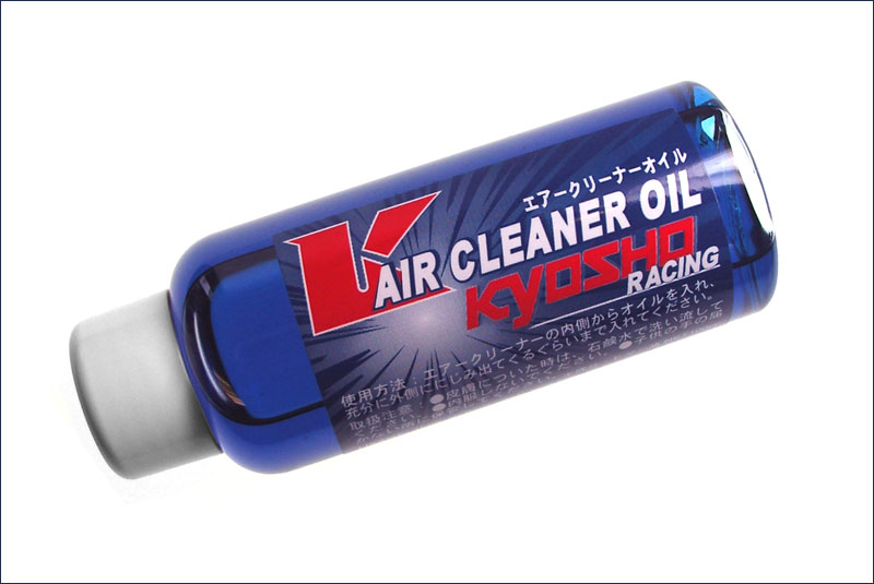 Air Cleaner Oil (100cc)