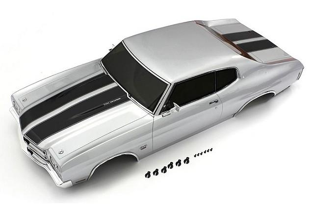 Chevy Chevelle SS454 LS6 Corte