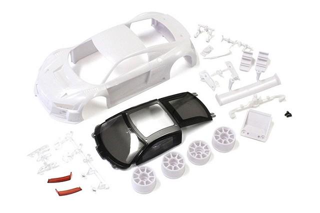 Audi R8LMS2015/16 White Body S