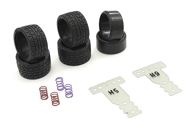 MR03 Circuit Pack (RM/MM/MM2) Rear Tire Wide