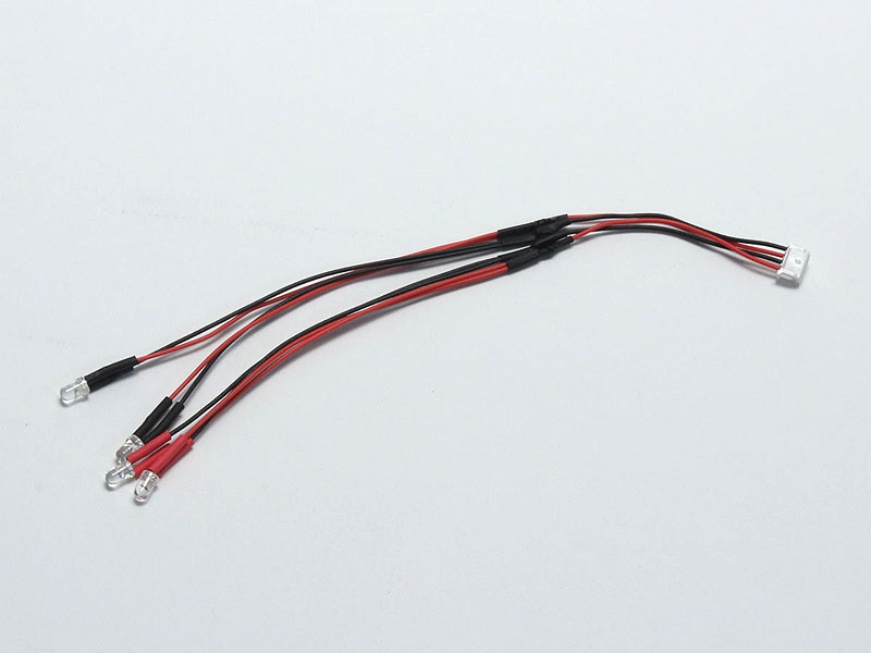 LED Light Clear & Red for Mini Z