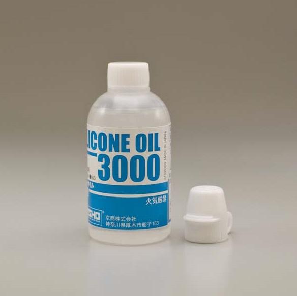 Silicone Oil #3000 (40cc)