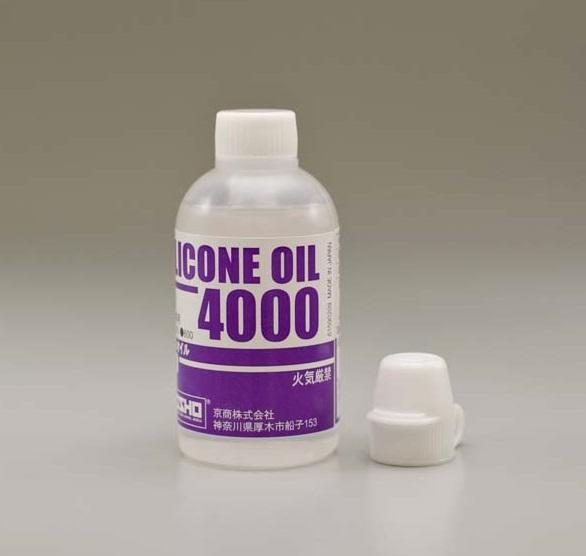 Silicone Oil #4000 (40cc)