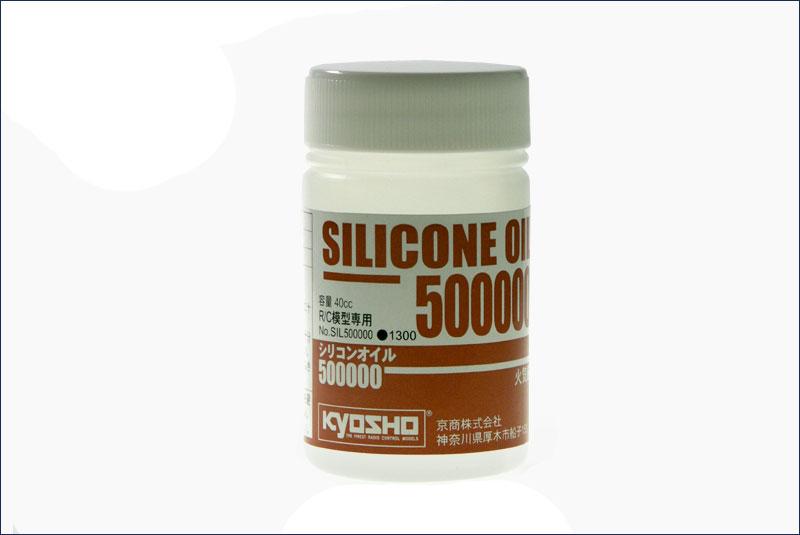 Silicone Oil #500,000 (40cc)