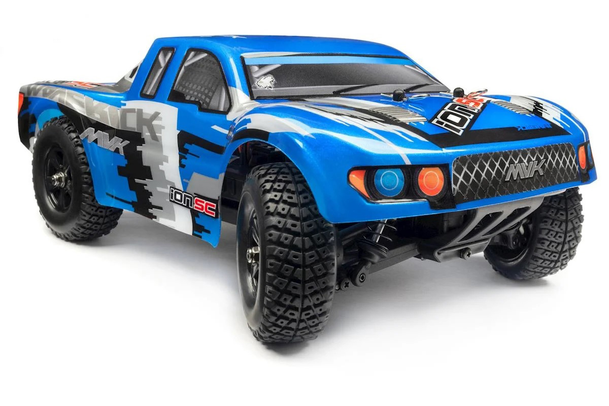 ION SC 1/18 RTR Electric Short Course Truck
