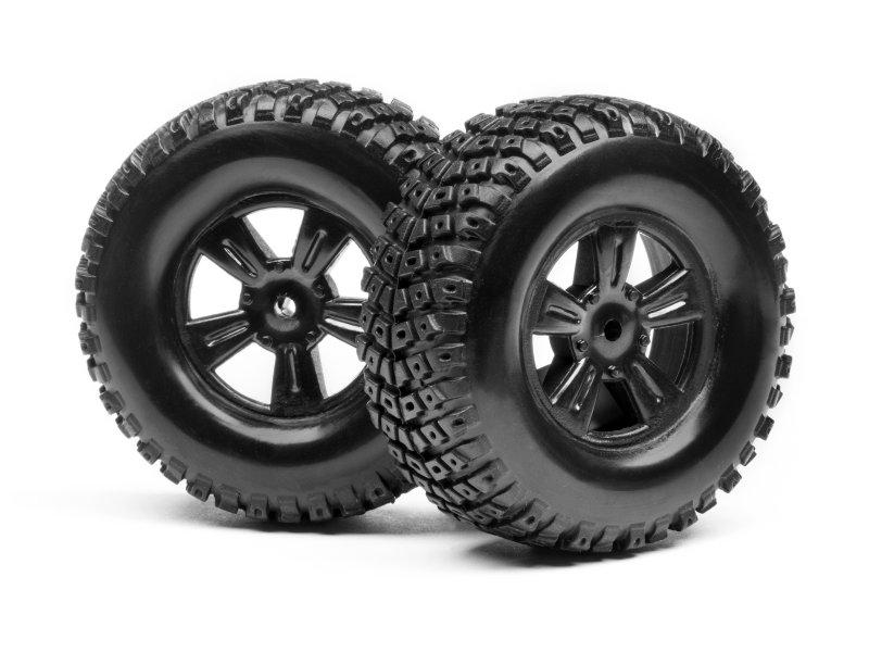 Wheels & Tires, Ion DT, SC