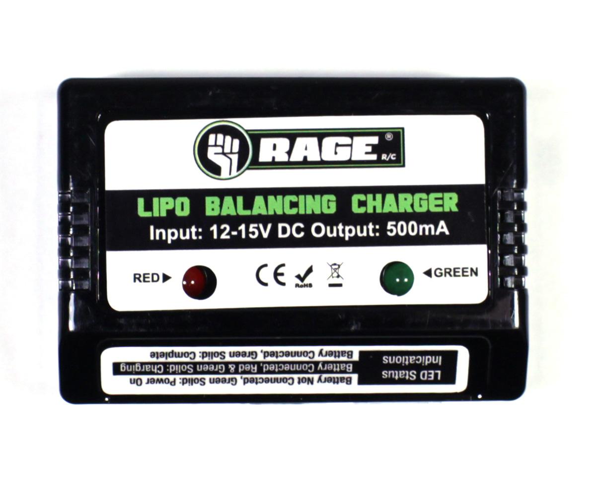 3S LiPo Balance Charger; Defender 1100