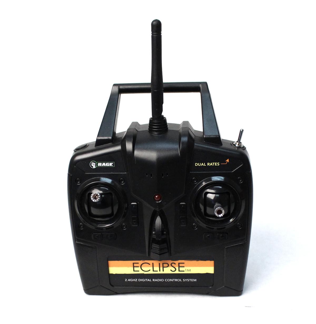 2.4Ghz 2-Channel Transmitter: Eclipse