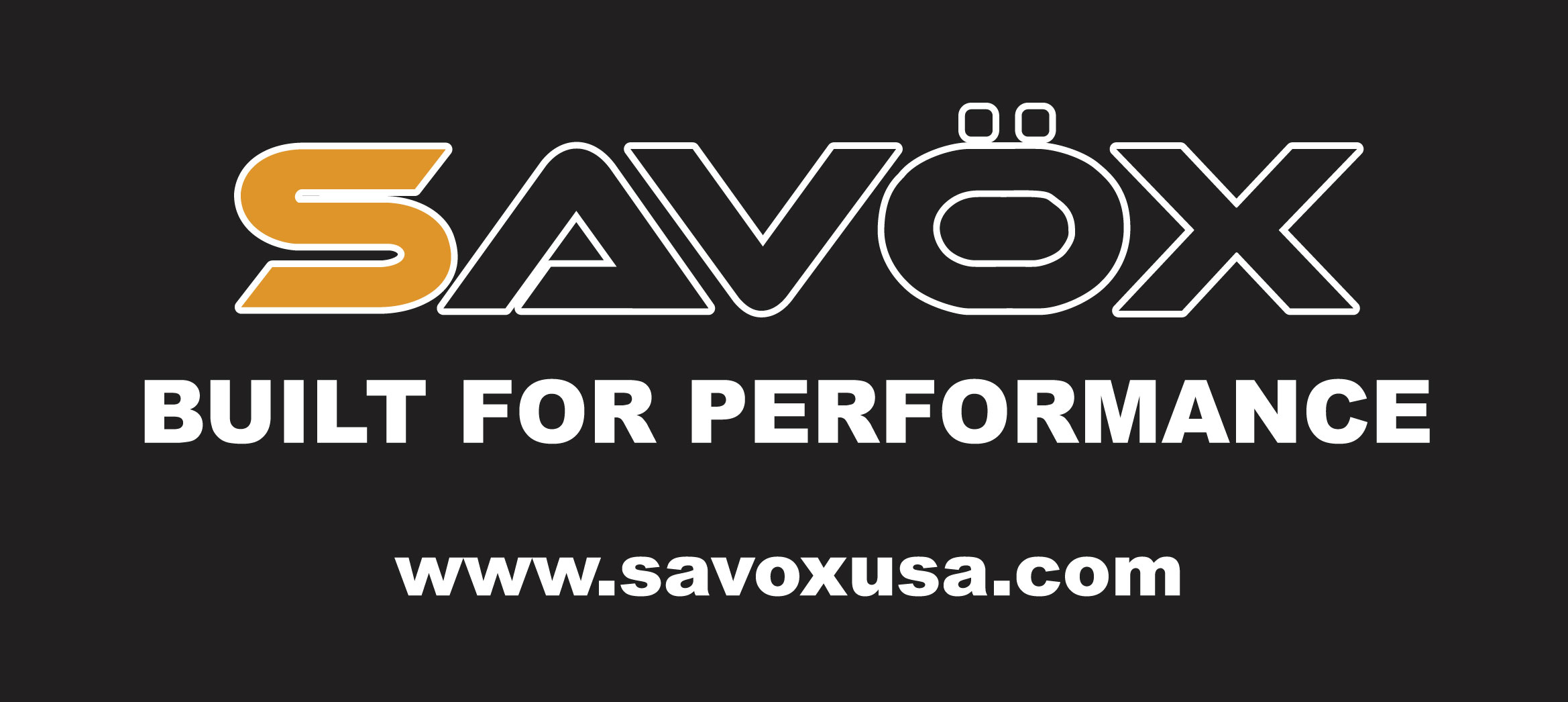 Savox Servo Banner 24