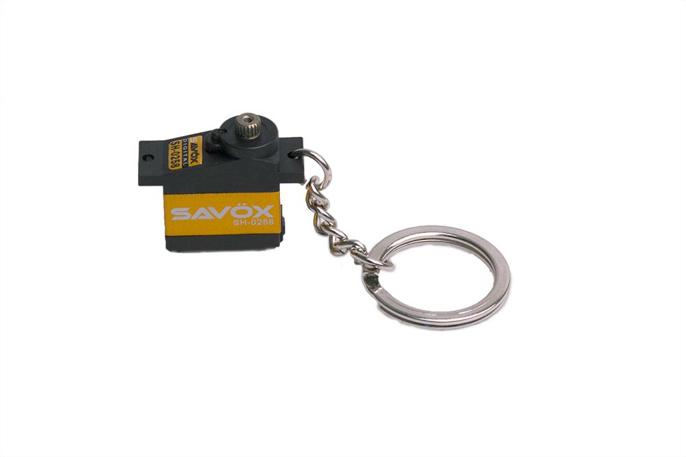 Savox Keychain, Micro Servo Style