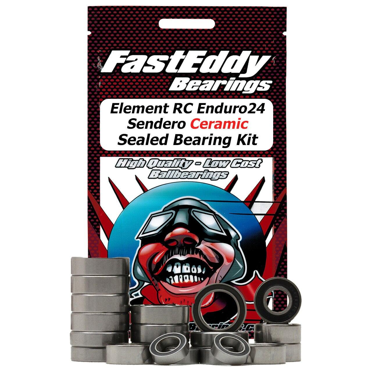 Element RC Enduro24 Sendero Ceramic Sealed Bearing Kit TFE6336