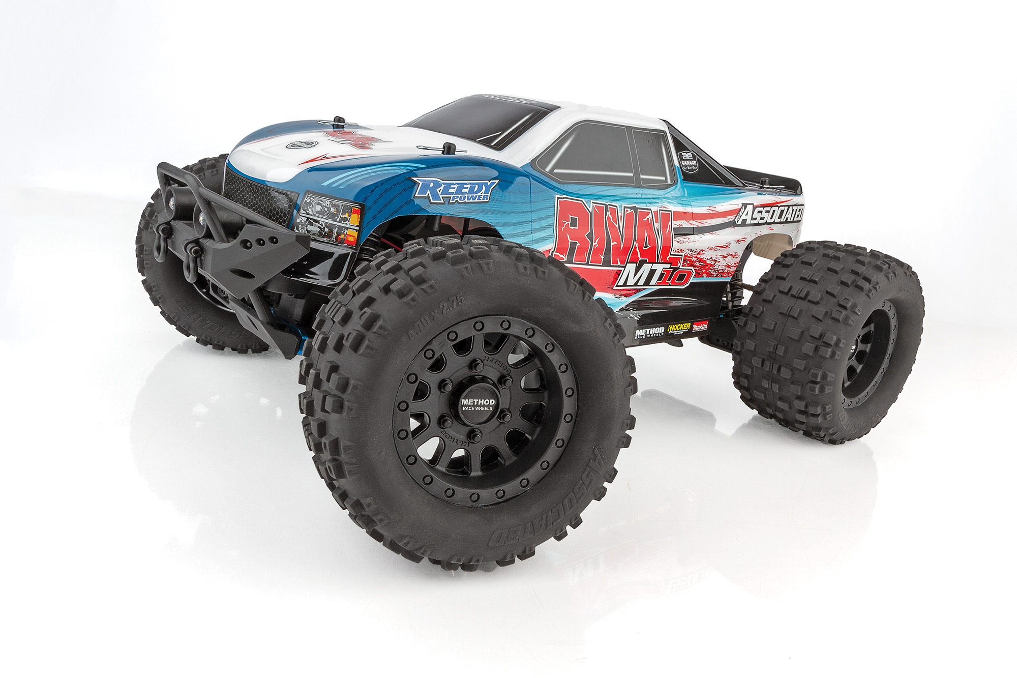 Rival MT10 Off Road Electric RTR, 4WD