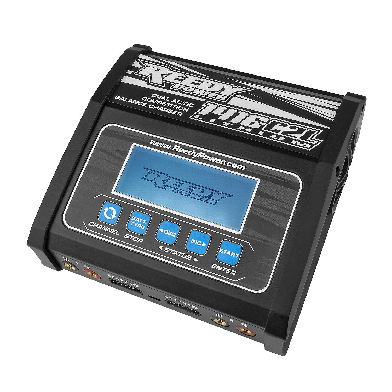Reedy 1416-C2L Dual AC/DC Comp Balance Charger
