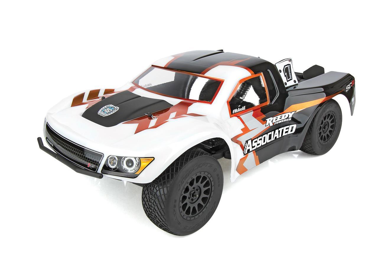 RC10SC6.2 1/10 2WD Team Kit Electric