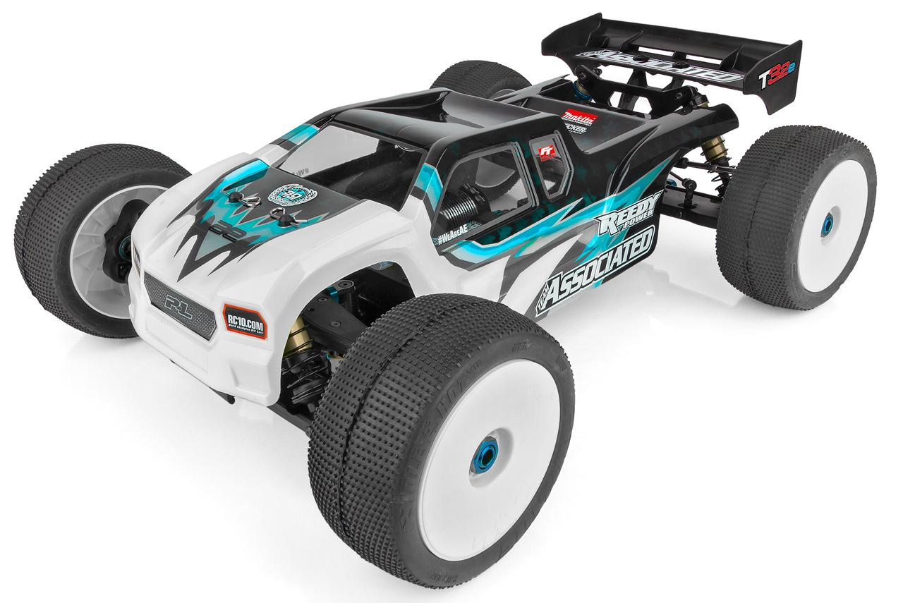 RC8T3.2e Electric 1/8 Team Kit Off Road