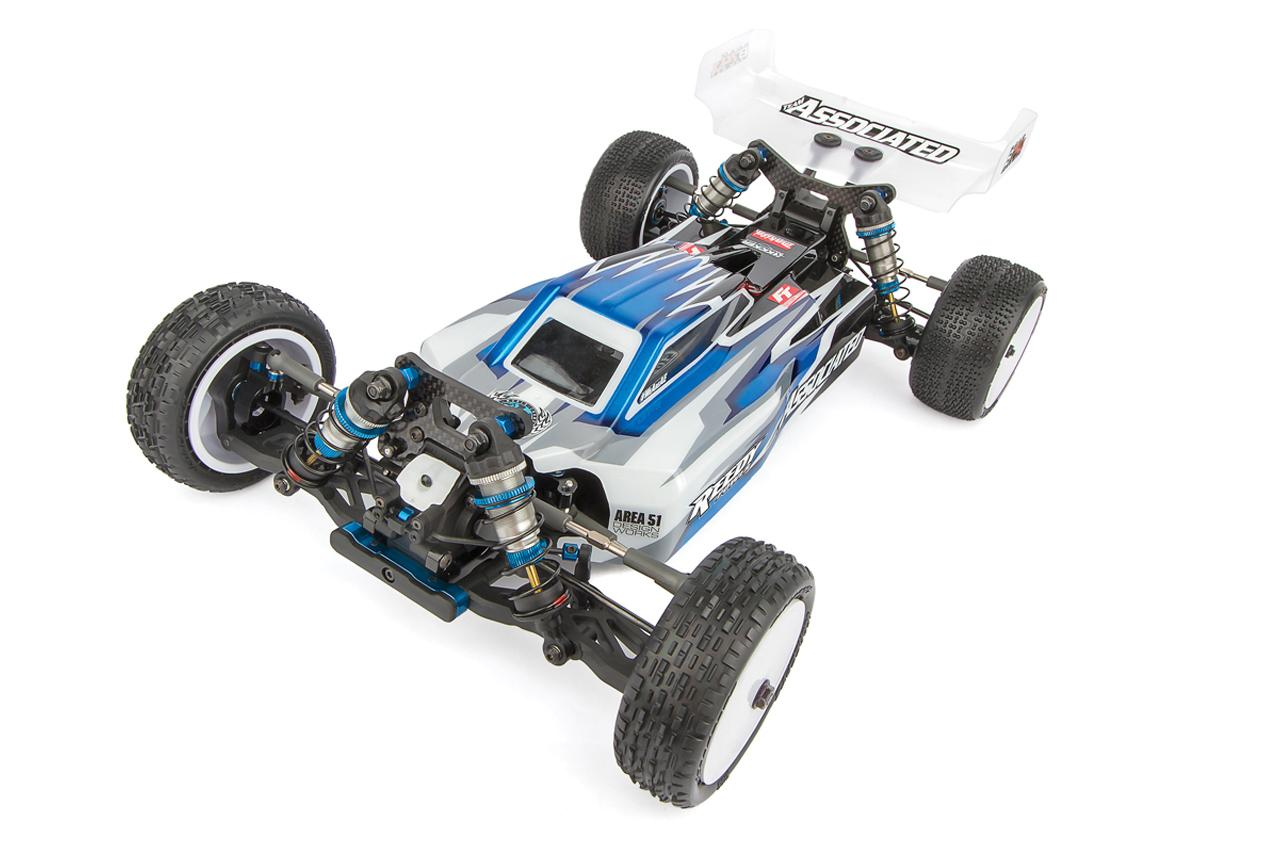 RC10B74.1 4WD 1/10 Team Buggy Kit