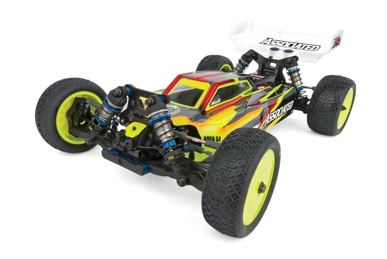 RC10B74.1D 4WD 1/10 Team Buggy Kit