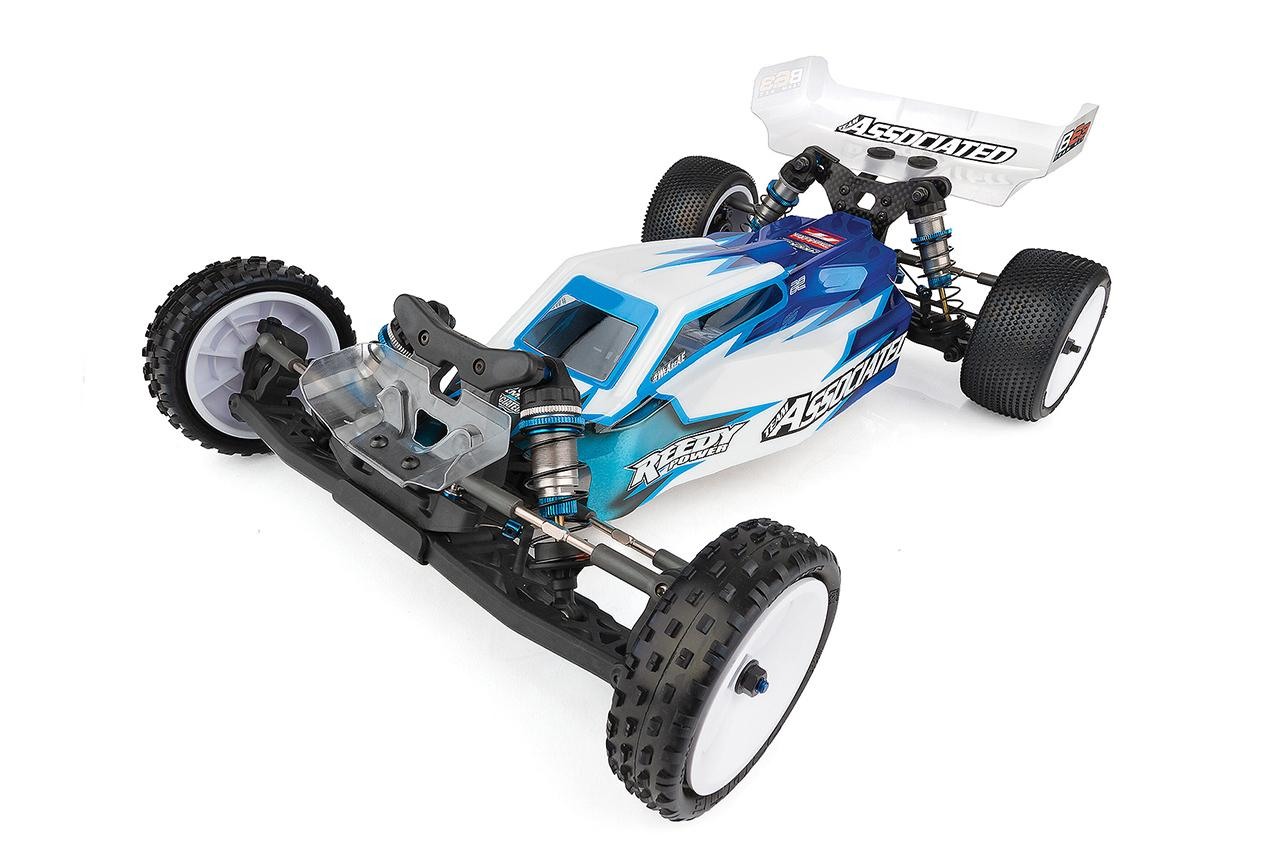 RC10B6.3 1/10 Electric Off- Road 2wd Buggy Team Kit