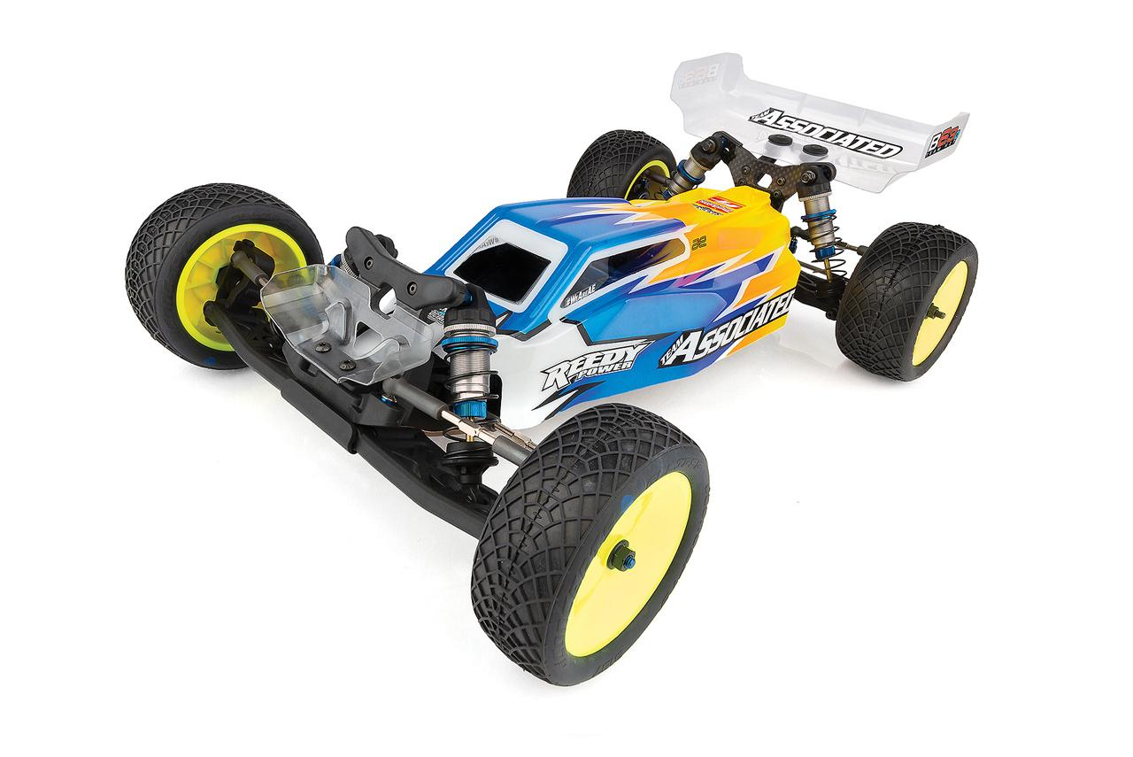 RC10B6.3D 1/10 Electric Off- Road 2wd Buggy Team Kit