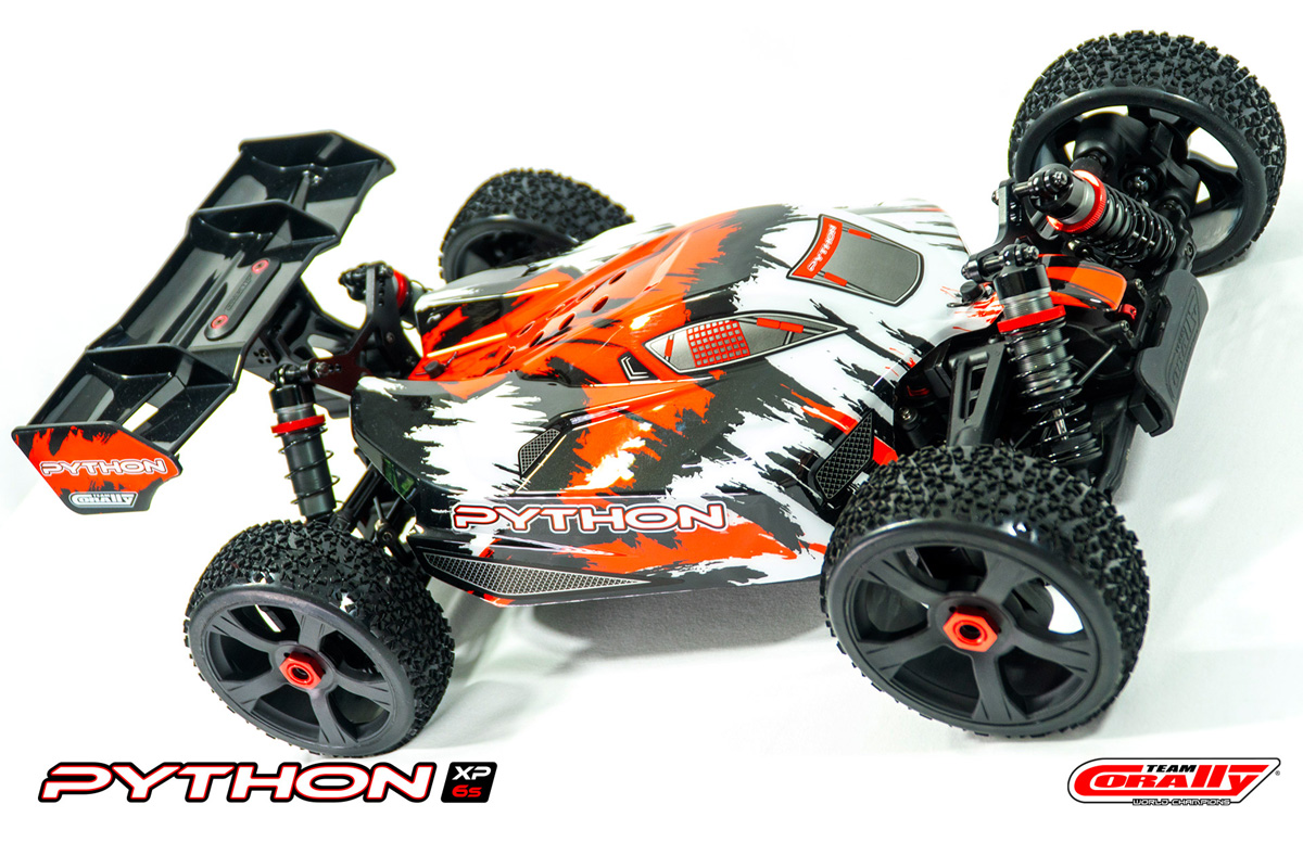 1/8 Python XP 4WD 6S Brushless RTR