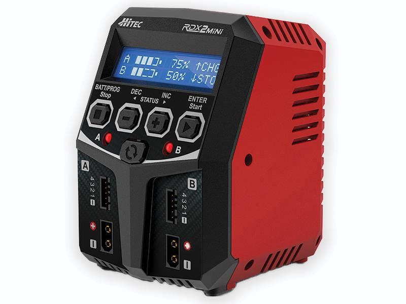 RDX2 Mini 100 Watt Dual Port AC Balance Charger