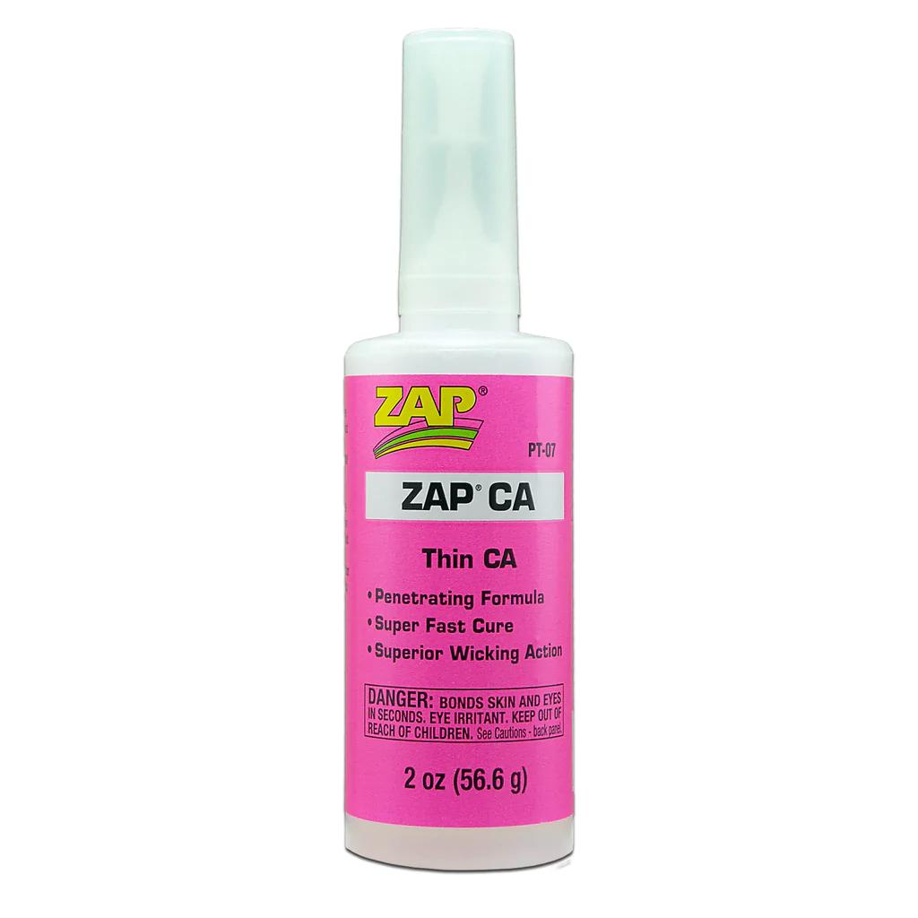 Zap CA Glue 2oz Bottle