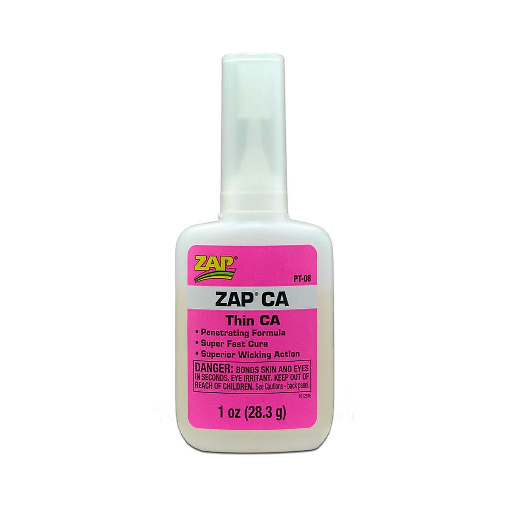 Zap CA Glue 1oz Bottle